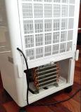 Portable 24/48V spaltete die 100% Sonnenenergie-Energien-Klimaanlage auf