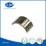 Спеченный магнит NdFeB дуги форменный магнитный материальный для автомобиля
