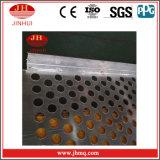 Feuille perforée en aluminium d'alliage d'aluminium de plaque (Jh119)