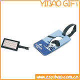 광고를 위한 공장 가격 PVC 수화물 짐 꼬리표 선물 (YB-t-008)