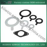 Usine d'OEM de pièces d'auto en caoutchouc de silicone personnalisée moulée