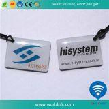 Tag personalizados NFC programáveis da cola Epoxy da forma de RFID
