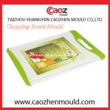 Moulage en plastique de bloc de hachage pour des nourritures de découpage