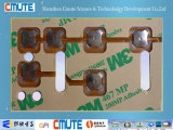 Controle Remoto PCB Metal Dome Assembly