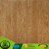 Papier estampé décoratif des graines en bois pour l'étage, Module de cuisine, garde-robe