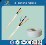 Напольный кабель телекоммуникаций сердечника провода телефона 4