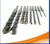 試供品40cr 12*200mmsds最大Rotatryのハンマー・ドリル、SDSの最大穴あけ工具、SDSの穴あけ工具