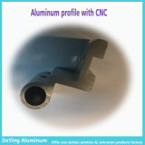 CNC del metallo di precisione della fabbrica che elabora profilo di alluminio industriale