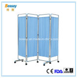 Folding Screen Hospital de acero inoxidable