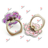 Metal reutilizable Ring Phone Holder Rotating Finger Ring Grip para Smartphones (SPH51016)