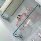 Nuevo gabinete de cuarto de baño del almacenaje del PVC de los muebles del hogar de la alta calidad del diseño 2015 (W180S)