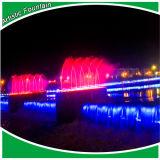 RGB Music 3D Bridge Fountain