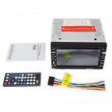 6.5inch doppio lettore DVD dell'automobile di BACCANO 2DIN con il sistema Ts-2508-2 di Wince