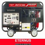 普及したElepaqガソリン発電機(BVT3160)