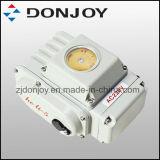 Actuador eléctrico eléctrico de la válvula de regulación