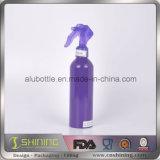 Bottiglia di alluminio per latte e la crema struccanti del fronte