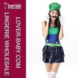 Verblindend Groen Kostuum l15334-2 van de Loodgieter