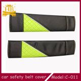 Cubierta del cinturón de seguridad del cinturón de seguridad de coche de la buena calidad
