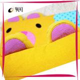 Животная конструкция напечатала крышку подушки постельного белья пены памяти латекса
