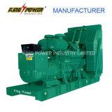 400kw Cummins Engine pour le type silencieux Genset diesel avec le certificat de la CE