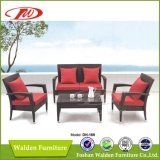Meubles extérieurs, chaise d'extérieur, meubles en rotin