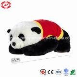Pluizige Stuk speelgoed van de Pluche van het Kussen van China van de panda het Klassieke In het groot Jumbo
