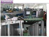 6 entdeckender Zonen-ökonomischer Weg durch Metalldetektor-Gatter