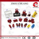 Verrouillage électrique de trou d'air de PC de corps en plastique industriel de blocage