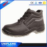 Chaussures de sûreté en acier de travail d'hommes de chapeau de tep Ufa075