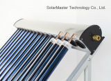2016 coletores térmicos solares novos da tubulação de calor do tubo de vácuo