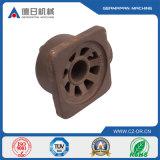 Carcaça de cobre profissional do cobre da precisão do fabricante da carcaça
