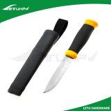Cuchillo del filete del engranaje de los trastos de pesca con la maneta de los PP