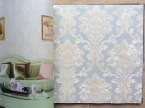 Home Decoration Walls를 위한 3D Wallpaper 3D Textured Leather Wallpapers