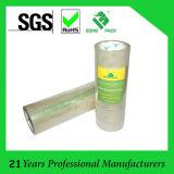 Rétrécissement de tube de 6 Rolls avec 1 étiquette BOPP bourrant la bande transparente (KD-0362)