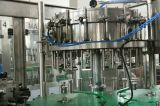 Lijn van de Apparatuur van het Sap van de Fles van het Glas van de kroonkurk de Vullende