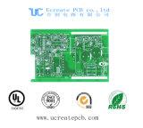 Tarjeta de circuitos impresos Rígida-Flexi de la calidad confiable de 4 capas para médico
