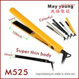 Straightener profissional do cabelo do indicador de diodo emissor de luz do fornecedor da fábrica
