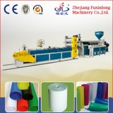 Máquina plástica de la protuberancia de la hoja de PP/PS/HIPS