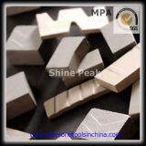 M. Shape Diamond Segments per Granite Marble Limestone Sandstone Cutting Purpose