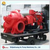 Heiße Verkäufe doppelte Absaugung-aufgeteilte Fall-Bewässerung-der Dieselwasser-Pumpe