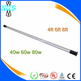 Impermeável LED Tube T8 Fluorescent Light, Outdoor Lamp