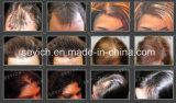 Esconder a peruca do pulverizador da queratina das fibras do edifício da perda de cabelo