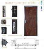高品質の住宅の弾丸の証拠の鋼鉄機密保護のドア