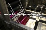 Nylon elastico Tapes Dyeing&Finishing Machine con High Speed
