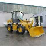 1.8tons XCMG Mini Wheel Loader (LW180K)