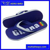 Únicos zapatos de la sandalia del deslizador del nuevo del diseño PE de la playa para los hombres