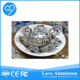 Papier d'aluminium Rolls pour l'usage de BBQ d'utilisation de cuisine