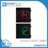 0-99 Deux Numérique Deux Couleurs LED Compte à Rebours de Circulation LED / Compte à Rebours Mètre
