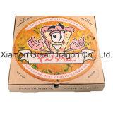Hochwertiger sperrenecken-Pizza-Kasten (PB12306)