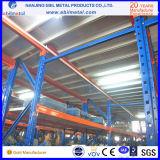 Plataforma industrial da cremalheira do mezanino Q235/aço da alta qualidade